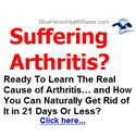 Cure Arthritis Naturally