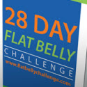 28 Day Flat Belly Challenge