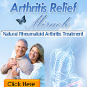 Arthritis Relief Miracle